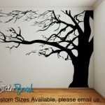 : Vinyl wall decals with wall stickers for living room interior design with tree wall vinyl with vinyl stickers
