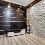: Wall paneling with printed wall panels with real wood paneling sheets with louvered wall panels