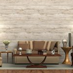 : Wall paneling with wood effect wall panels with panelling a wall with home decor wall panels