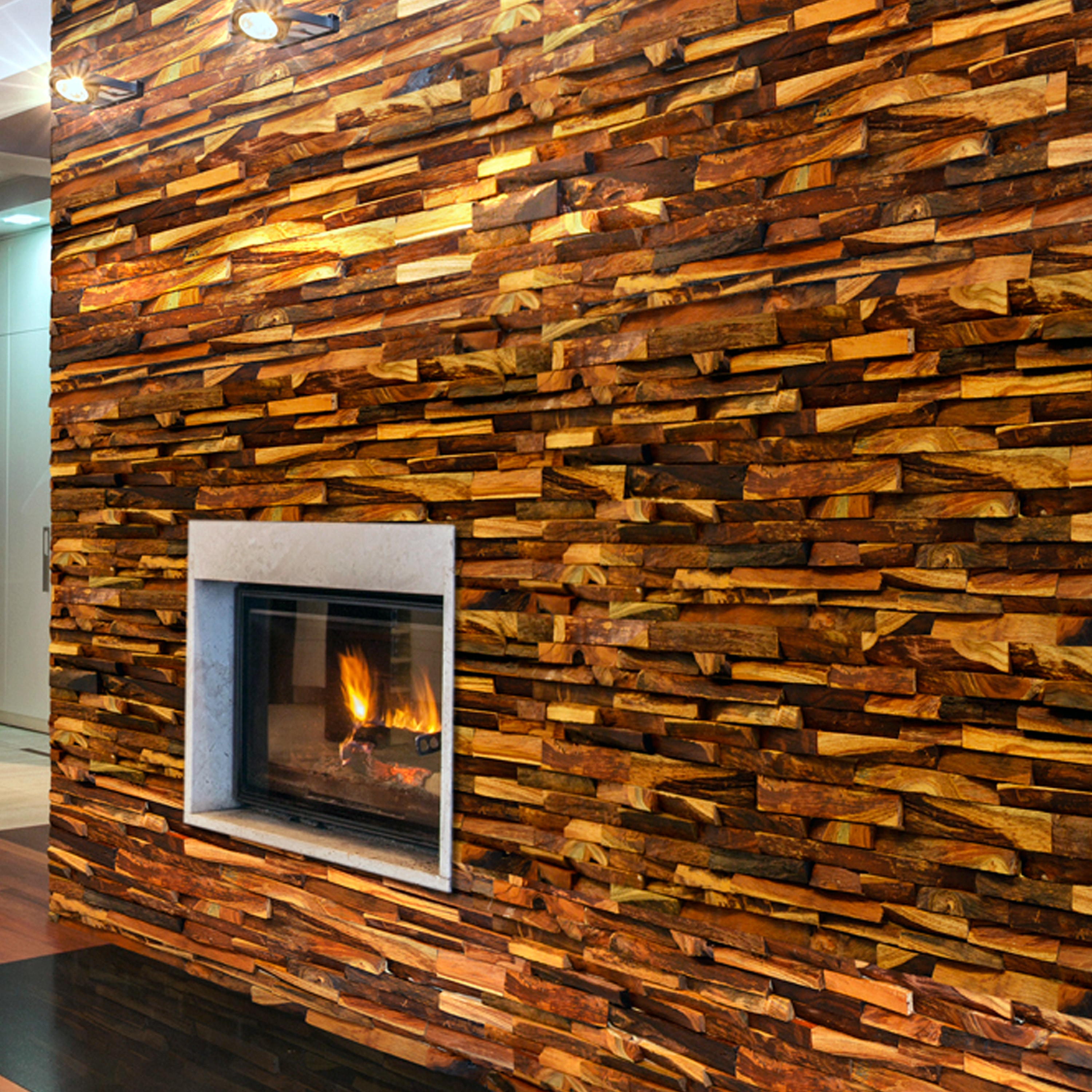 Wall Paneling Material Options You Can Choose