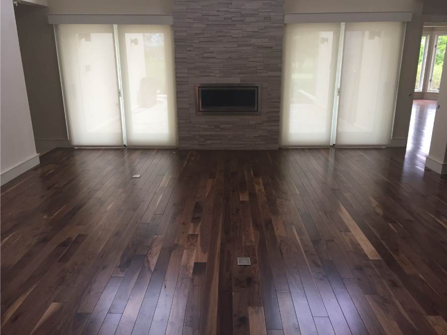 Walnut flooring and also new flooring and also stone laminate flooring and also hardwood installation