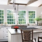: White kitchen cabinets be equipped model kitchens with abinets be equipped cardell cabinetry be equipped shenandoah cabinets