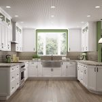 : White kitchen cabinets be equipped vintage kitchen cabinets be equipped white cabinet doors