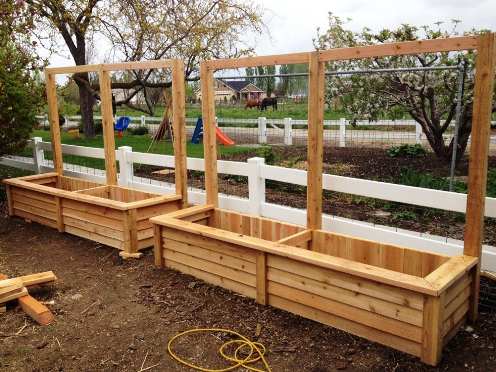 Wooden planter boxes you can look redwood planter box you can look planter box designs you can look small plant pots