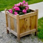 : Wooden planter boxes you can look rustic planter box you can look plants for pots you can look long wooden planter box
