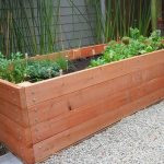: Wooden planter boxes you can look square wooden planter box you can look contemporary planters