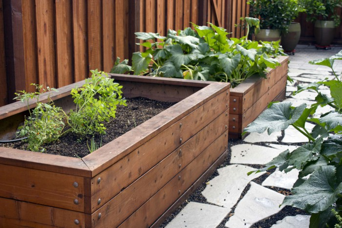 Wooden planter boxes you can look wooden garden boxes you can look large plant containers you can look vegetable planter box