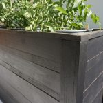 : Wooden planter boxes you can look wooden patio planters you can look very large garden pots and planters