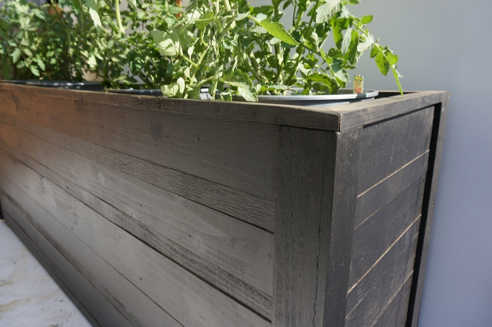 Wooden planter boxes you can look wooden patio planters you can look very large garden pots and planters