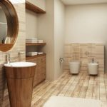 : bathtub inside shower room for bathroom remodel style japanese modern be equipped with best bathroom sinks with wood flooring and wood large bathroom cabinet and lighting ideas
