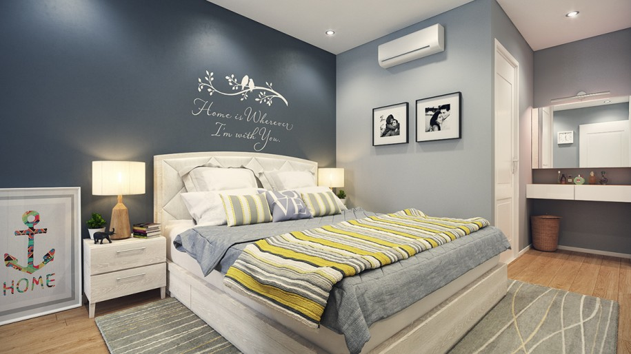 Bedroom Color Ideas for Small Space | Inspiration Home Magazine