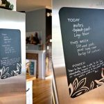 : chalkboard paint ideas also blackboard wall paint also painting furniture with chalk paint
