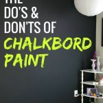 : chalkboard paint ideas also easy chalk paint furniture also examples of chalk painted furniture