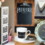 : chalkboard paint ideas also exterior blackboard also valspar black chalkboard paint