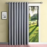 : patio door curtains also extra wide curtains for patio doors also sliding door curtain ideas