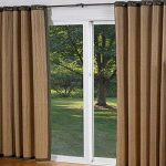 : patio door curtains also grommet panels for patio doors also patio door drapery panels