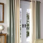 : patio door curtains also grommet patio curtains also curtains over sliding door