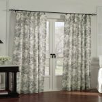: patio door curtains also patio door window treatments also blackout patio curtains