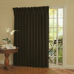 : patio door curtains also thermal patio door curtains also grommet curtains for sliding
