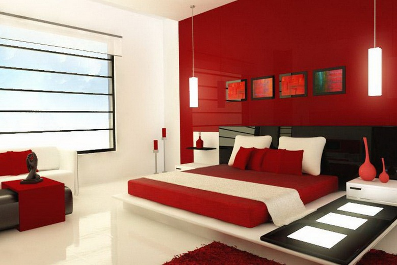 red bedroom color ideas for luxurious large bedroom design with rh graficalicus com