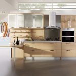 : small kitchen lockers can equipped with small quartz countertop and small kitchen closet also small chimney to exhaust fumes may be you can add a small console table
