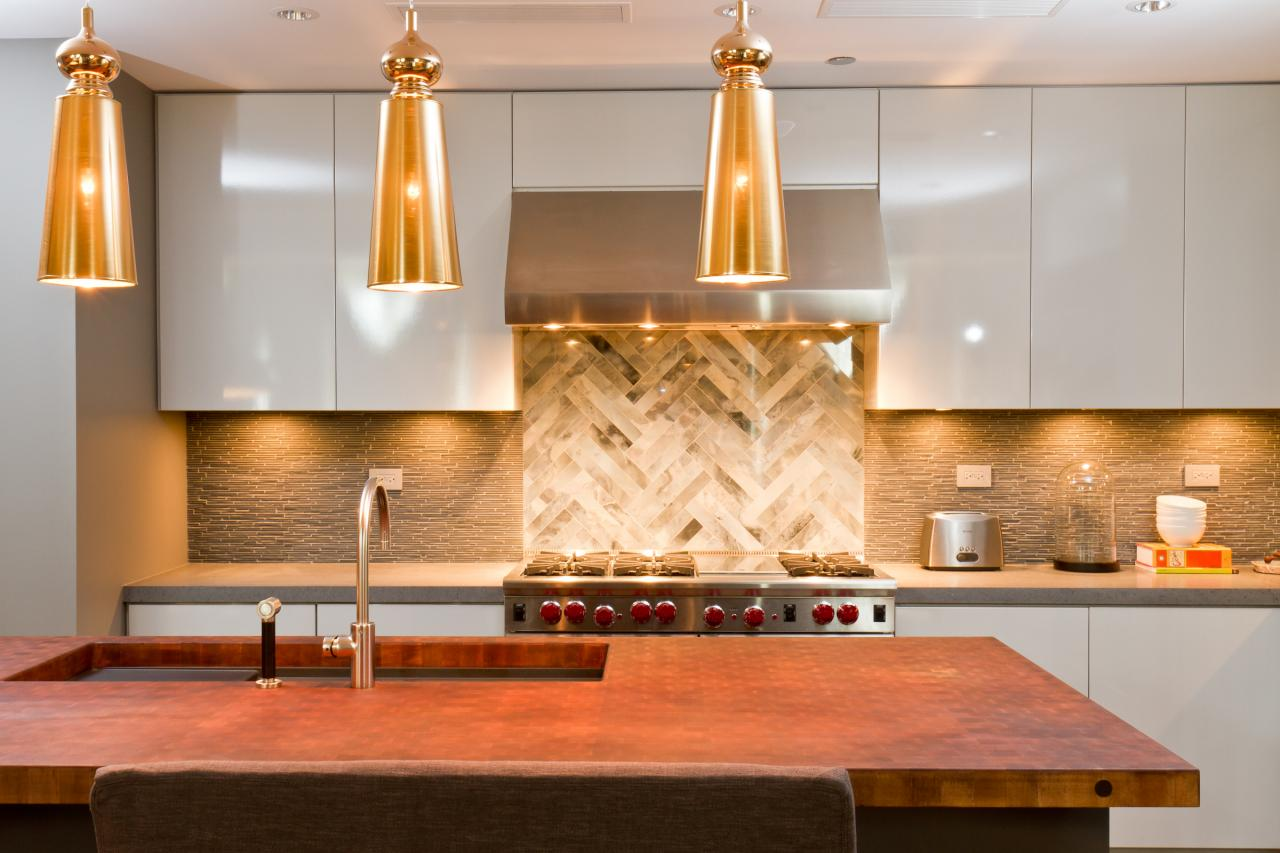 stainless steel countertop for small modern kitchen plus wood island tops kitchens also equipped with pendant lighting for kitchen island and also white kitchen cabinets