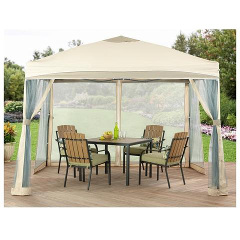 10×10 Gazebo Styles from the Customized to Gorgeous Permanent Types