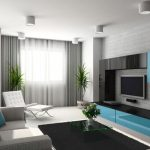 Apartment Living Room Ideas to be more Space-Saving yet Entertaining