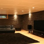 : Basement ceiling ideas with basement drop ceiling tiles with easy basement ceiling ideas with drop ceiling frame