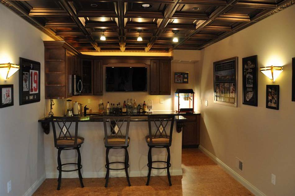 Basement ceiling ideas with suspended ceiling tiles with basement ceiling options with ceiling panels with drop ceiling grid