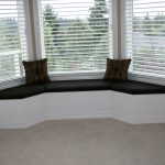 : Bay Window Bench with bay window dining seating with 30 inch wide bench with under window bench plans