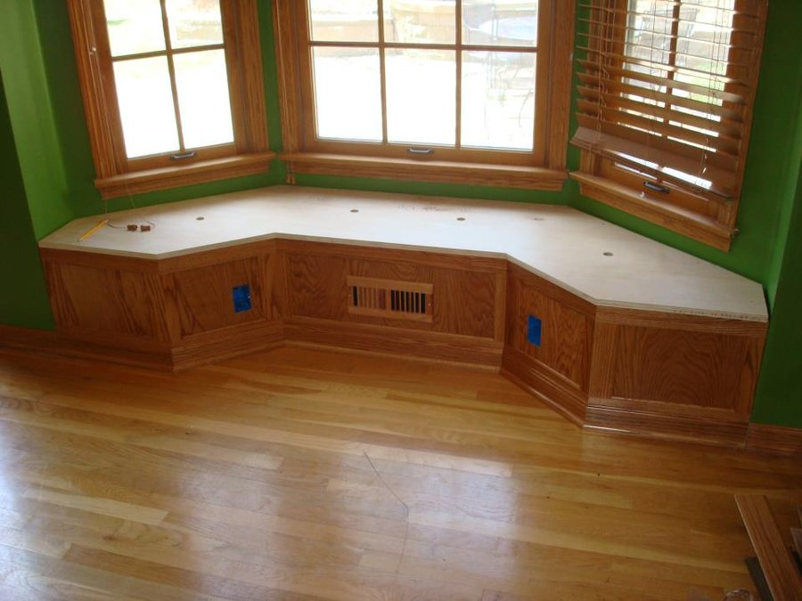 Bay Window Bench with bay window seat and storage with window bench seat with bookshelves with window bench with storage plans