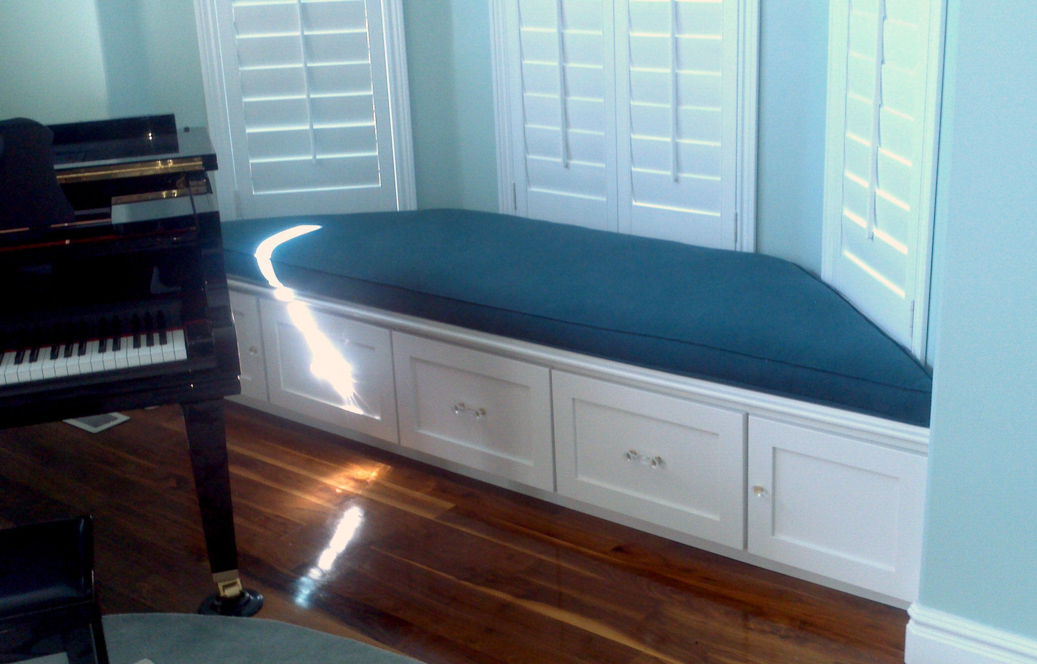 Bay Window Bench With Diy Bay Window Bench With Diy Bay