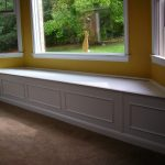 : Bay Window Bench with ready made banquette seating with bench in front of window with bay window cushions for sale