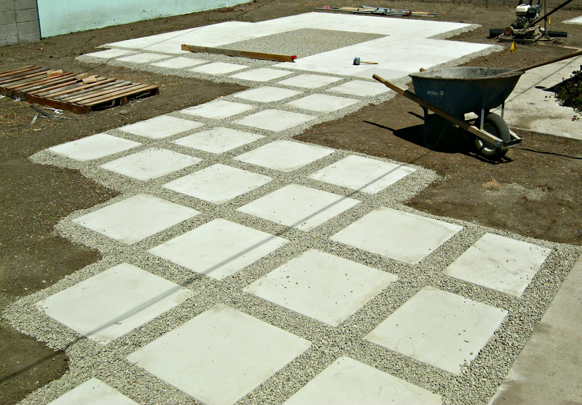 Best Cement Pavers Technique