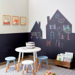 Chalkboard Paint Ideas for Your Cheerful Entryway