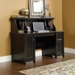 : Computer desk with hutch be equipped desk with low hutch be equipped maple desk with hutch be equipped unique computer desks