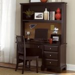: Computer desk with hutch be equipped home office computer desk with hutch be equipped cherry desk with hutch be equipped mission style computer desk