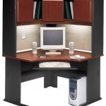 : Computer desk with hutch be equipped solid wood computer desk with hutch be equipped office desk with hutch storage