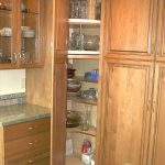 : Corner pantry cabinet and also corner kitchen cabinet and also kitchen pantry shelving and also kitchen cabinets