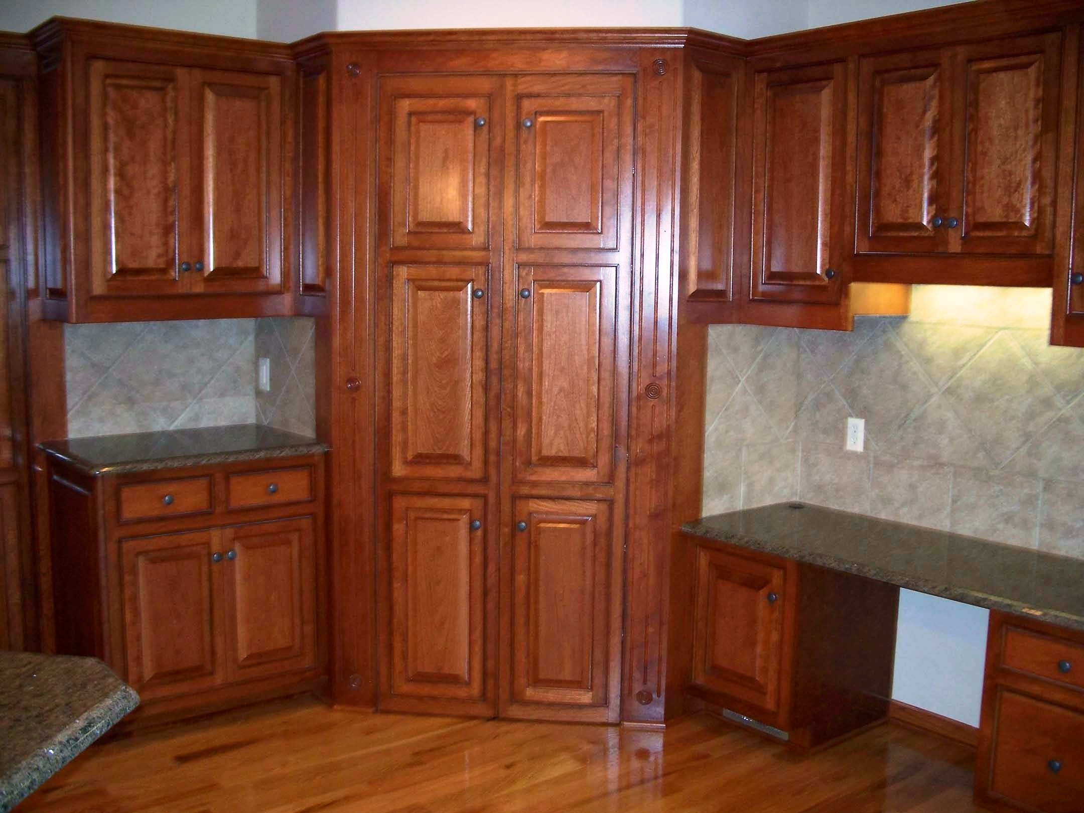 Corner pantry cabinet and also kitchen wall cabinets and also small pantry door and also oak pantry cabinet