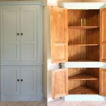 : Corner pantry cabinet and also tall kitchen larder cupboard and also looking for kitchen pantry and also 4 door kitchen pantry cabinet
