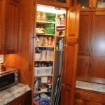: Corner pantry cabinet and also wood pantry cabinet and also pantry closet ideas and also pantry cabinet doors