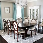 : Crystal Chandelier Dining Room suitable with crystal lighting dining room suitable with rectangular crystal chandelier dining room