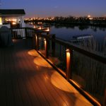 : Deck lighting you can look deck stairs with lights you can look lights around deck you can look veranda solar deck lights