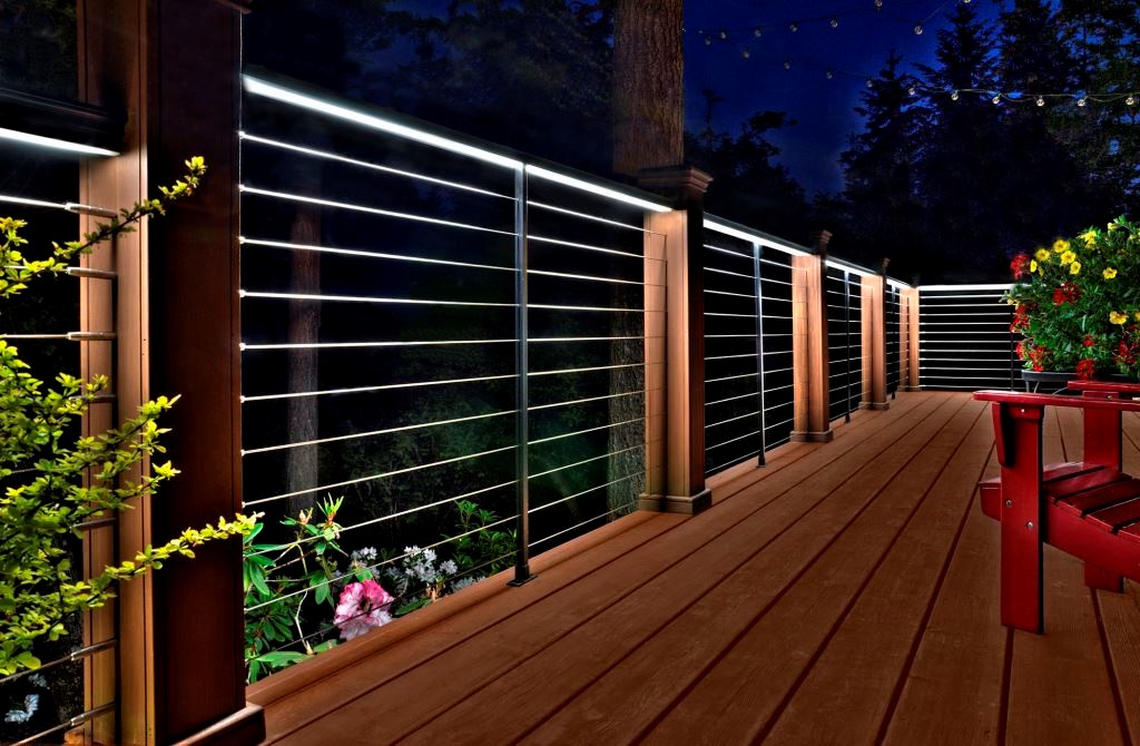 Deck lighting you can look outdoor deck post top lights you can look outdoor lighting stores you can look exterior stair riser lights