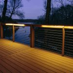 : Deck lighting you can look professional outdoor lighting you can look under rail lighting deck you can look outside landscaping lights