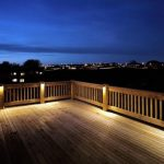 : Deck lighting you can look recessed deck lighting you can look led deck post lights you can look deck post cap lights