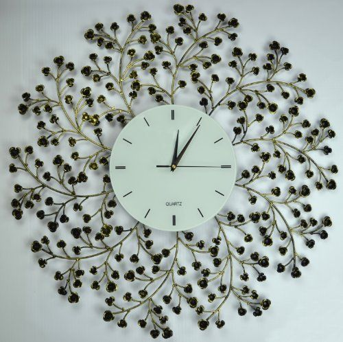 Decorative wall clocks with chiming wall clocks with 6 inch wall clock with home decor clocks