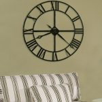 : Decorative wall clocks with giant wall clock with living room clocks with large modern wall clocks